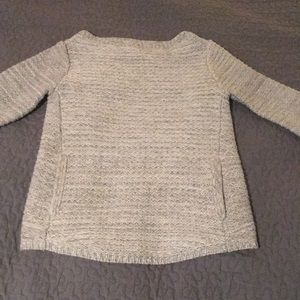 Athlete sweater